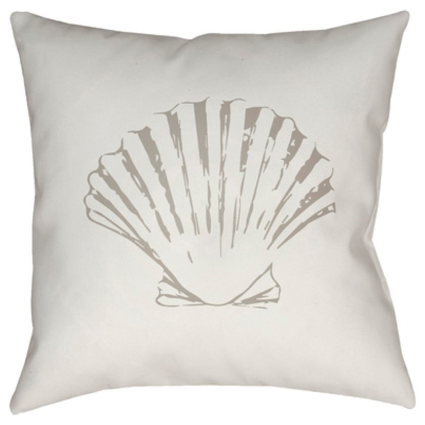 Shells II Pillow by Ruby-Gordon Accents at Ruby Gordon Home