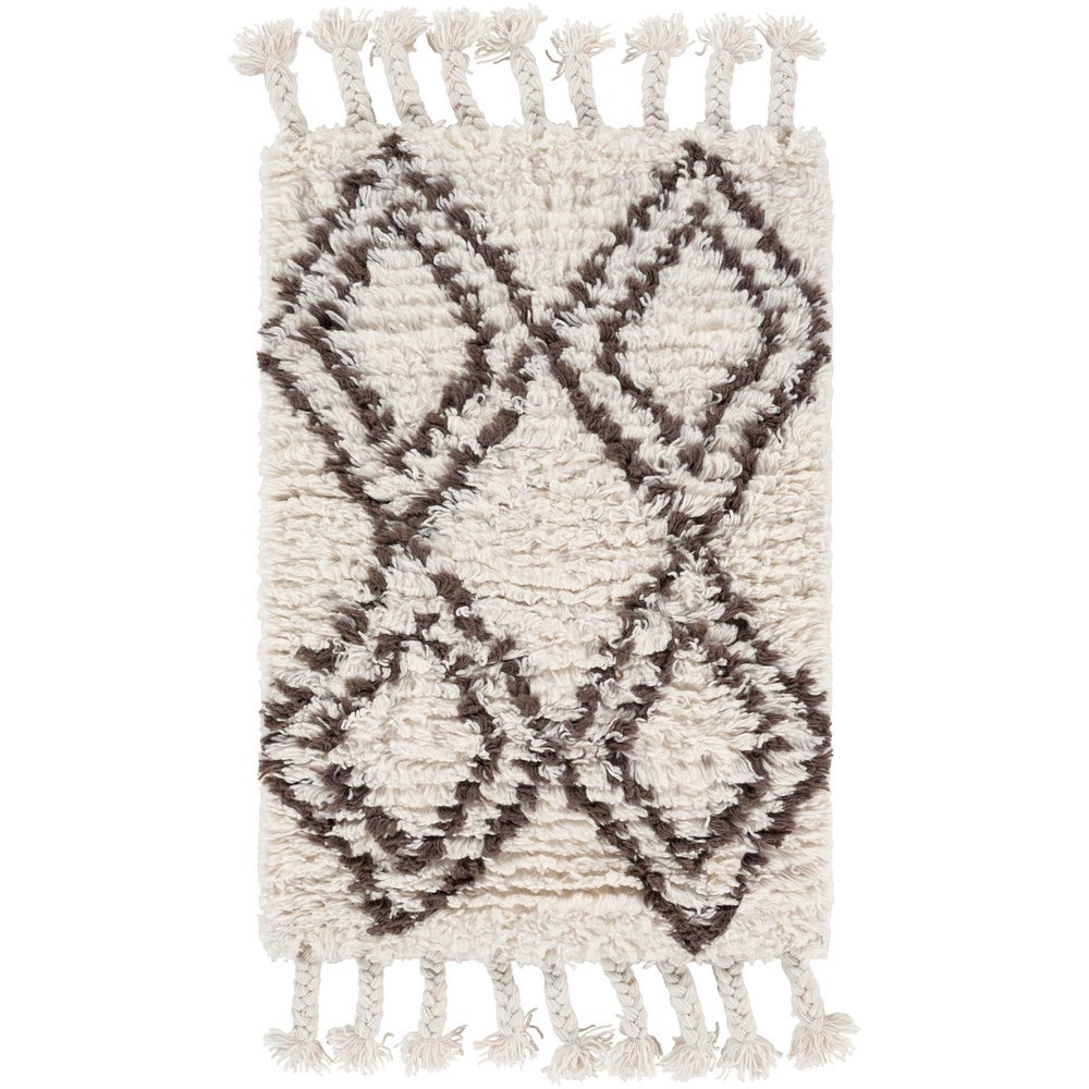 Sherpa 2' x 3' Rug by Surya at Del Sol Furniture