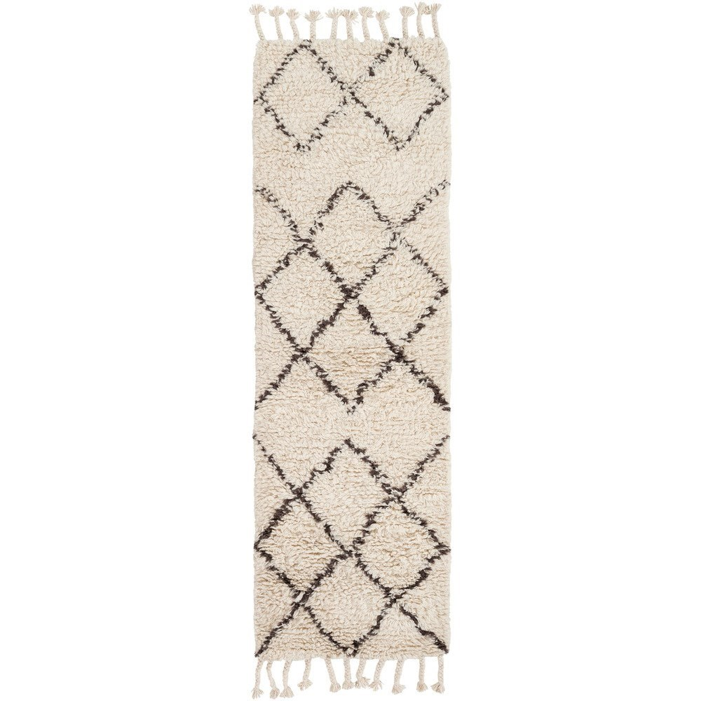 """Sherpa 2'6"""" x 8' Runner Rug by Ruby-Gordon Accents at Ruby Gordon Home"""