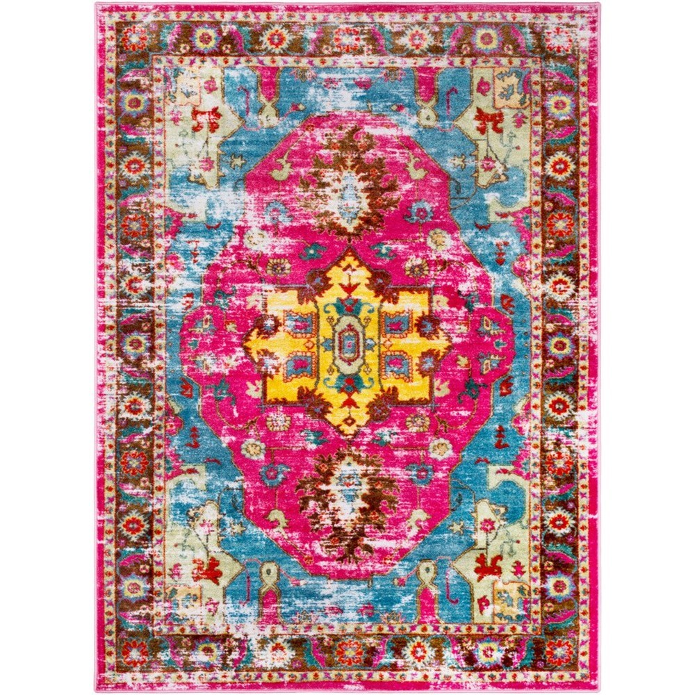 "Silk road 2'7"" x 7'3"" Runner by 9596 at Becker Furniture"