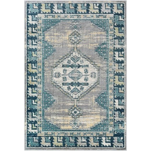 """Sloan 5'3"""" x 7' Rug by 9596 at Becker Furniture"""