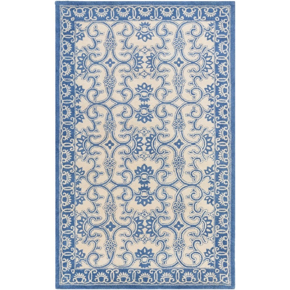 """Smithsonian1 3'3"""" x 5'3"""" Rug by 9596 at Becker Furniture"""