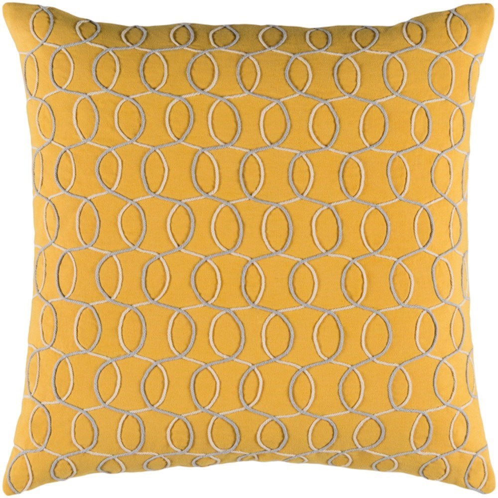 Solid Bold II Pillow by Surya at SuperStore