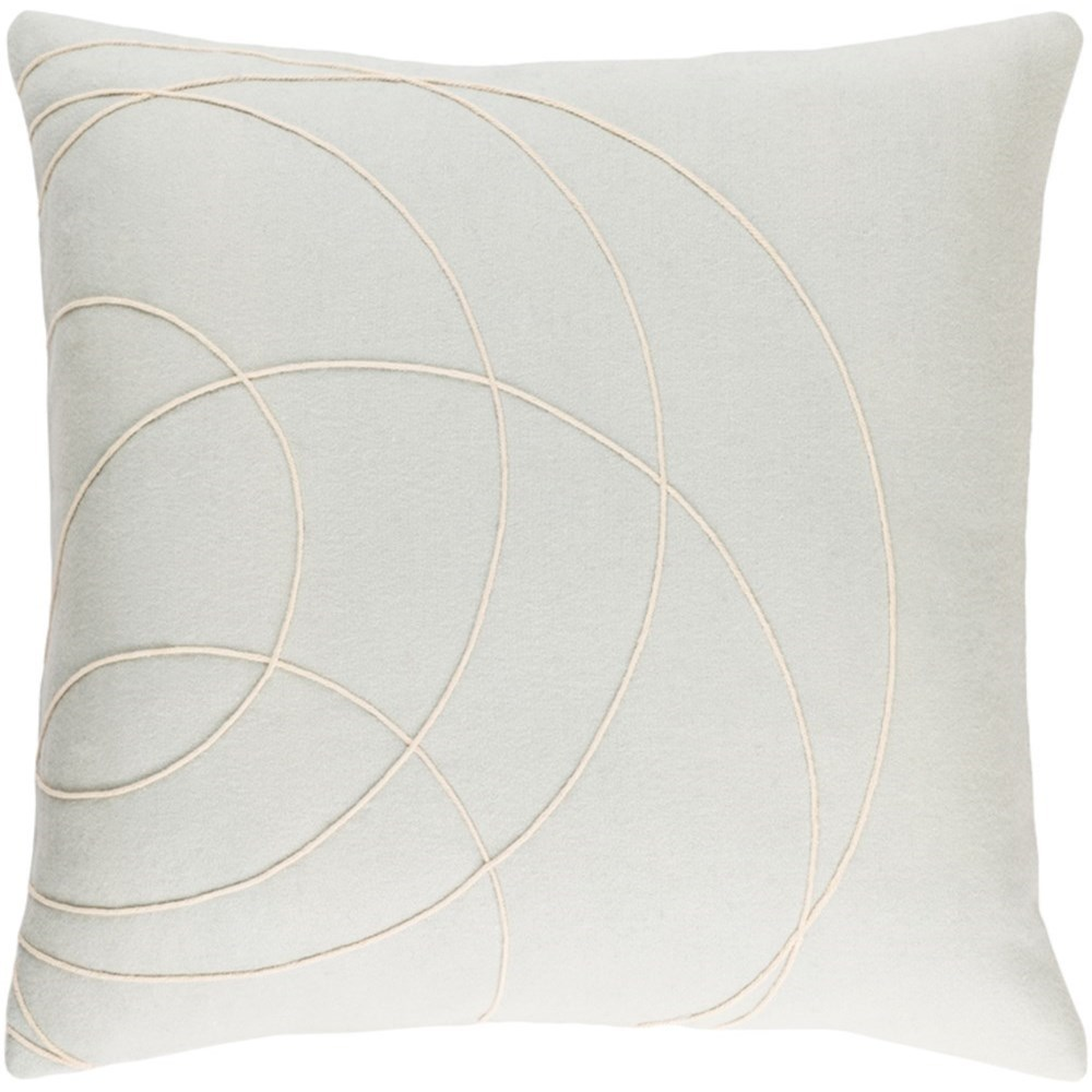 Solid Bold Pillow by Surya at SuperStore