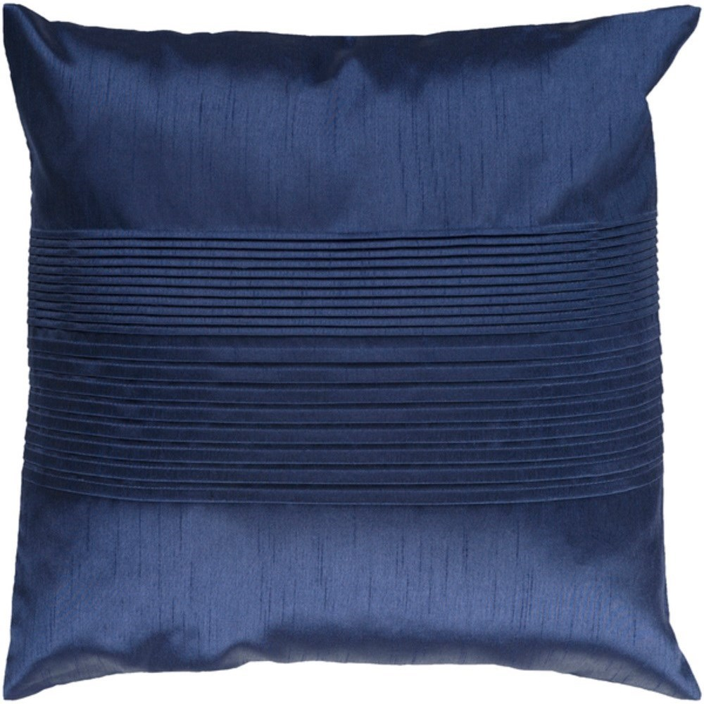 Solid Pleated Pillow by Ruby-Gordon Accents at Ruby Gordon Home