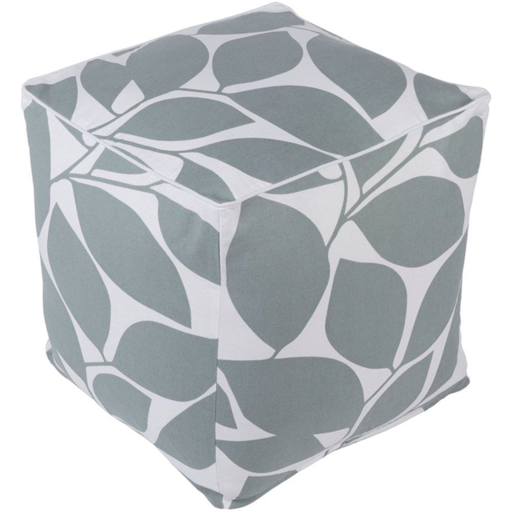 Somerset Cube Pouf by Surya at SuperStore