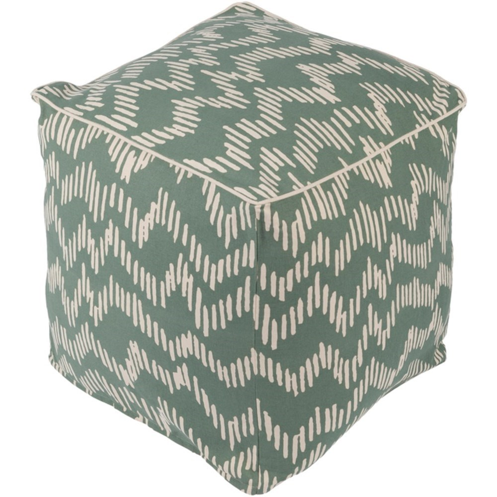 Somerset Cube Pouf by Ruby-Gordon Accents at Ruby Gordon Home
