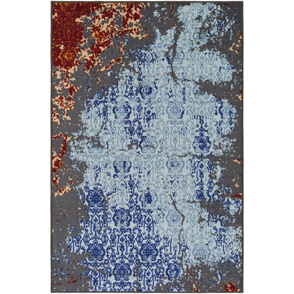 "Sonya 1'10"" x 3' Rug by Surya at Factory Direct Furniture"