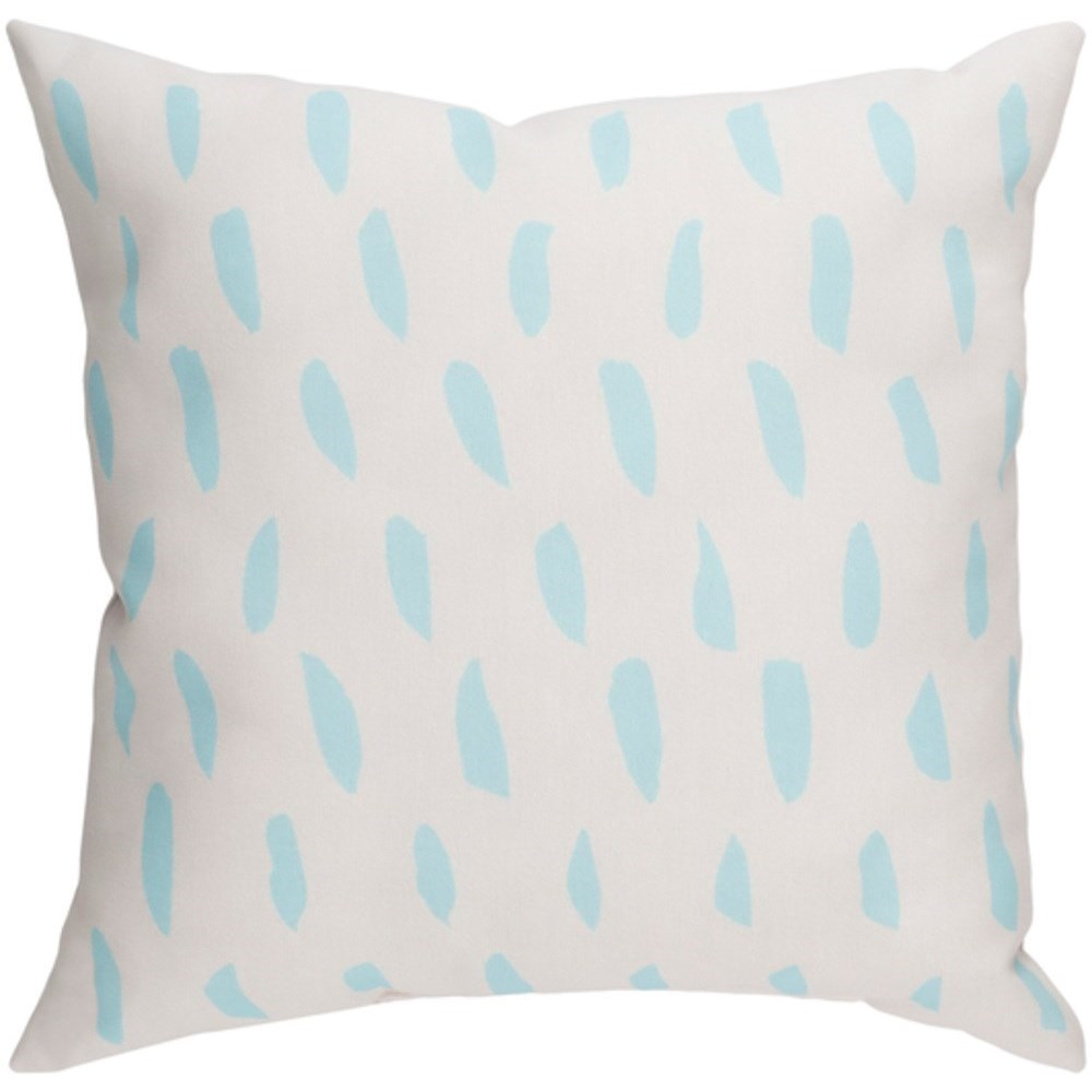 Spots Pillow by Surya at Upper Room Home Furnishings