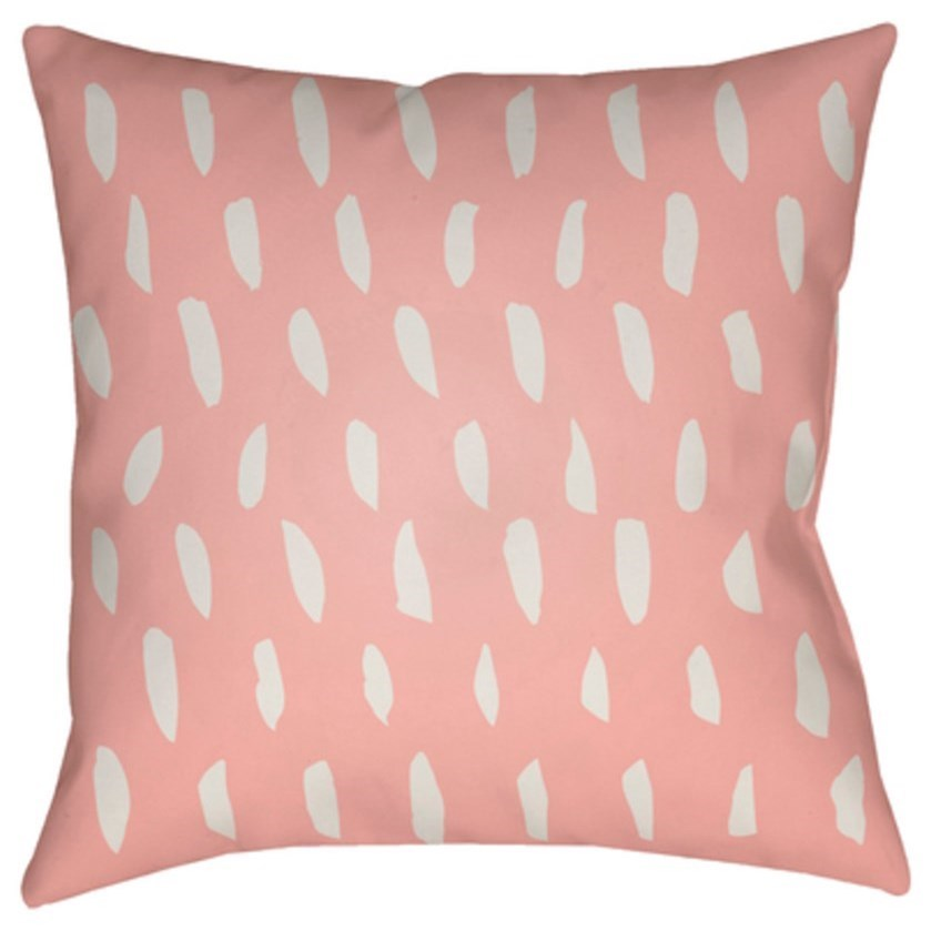 Spots Pillow by Surya at Fashion Furniture