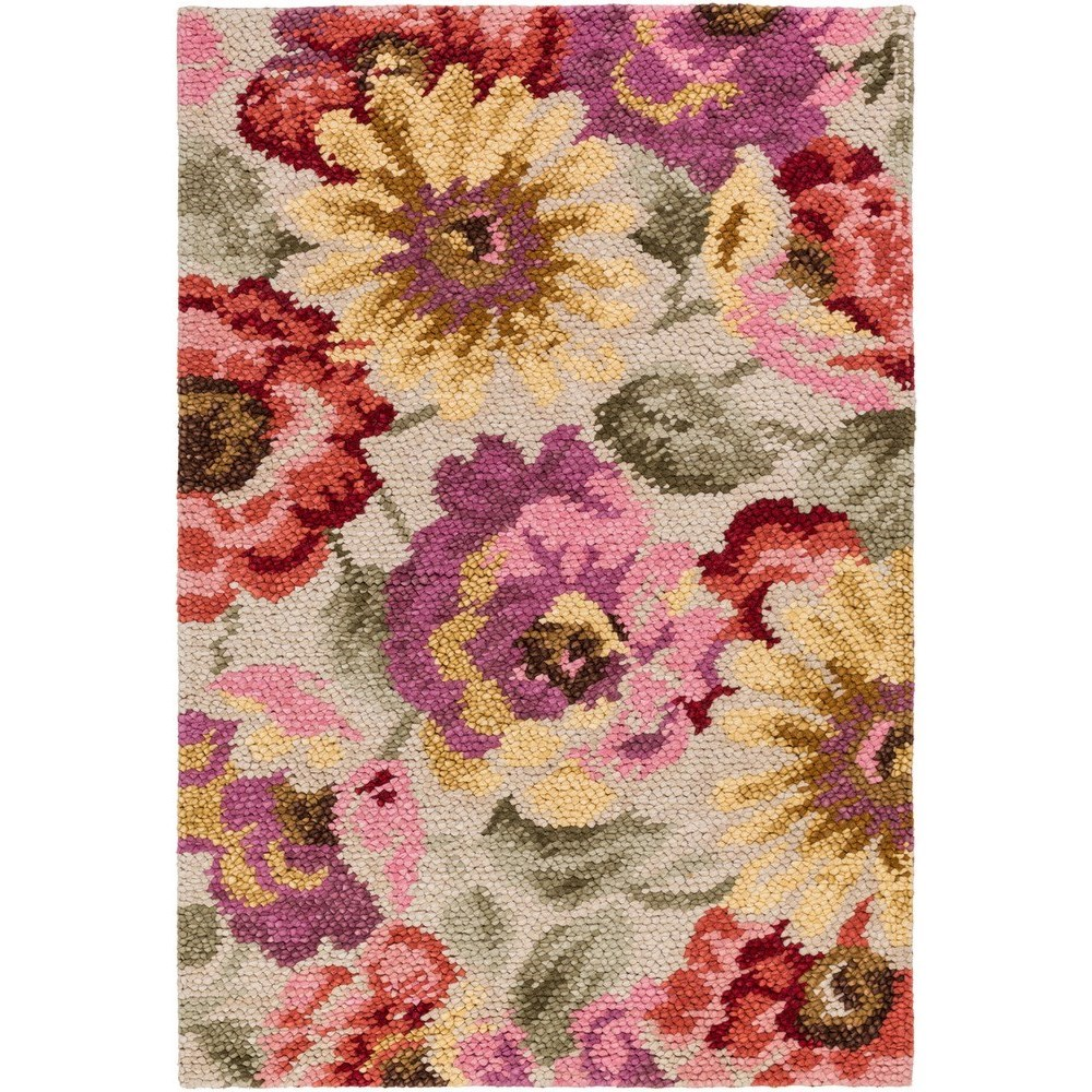"""Spring Bloom 5' x 7'6"""" Rug by Ruby-Gordon Accents at Ruby Gordon Home"""