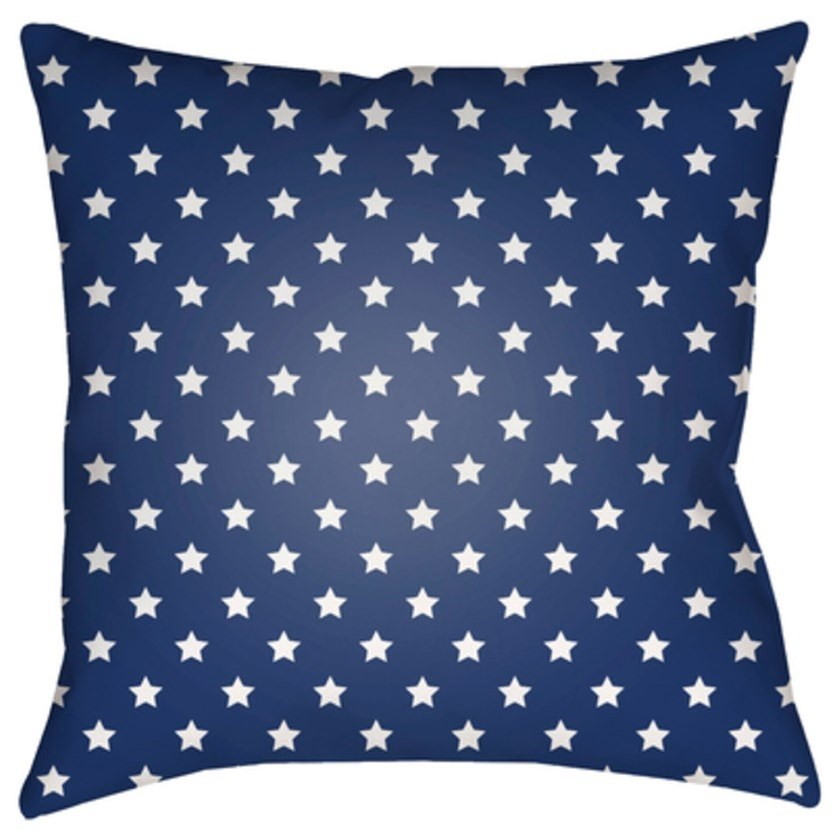 Stars Pillow by Ruby-Gordon Accents at Ruby Gordon Home