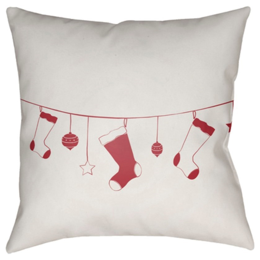Stockings Pillow by Ruby-Gordon Accents at Ruby Gordon Home
