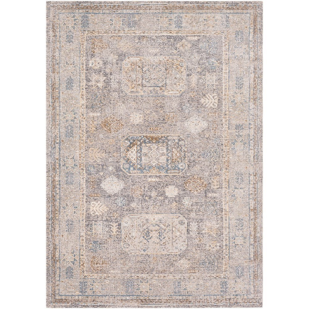 "Stonewashed 5' 3"" x 7' 3"" Rug by Surya at Lagniappe Home Store"
