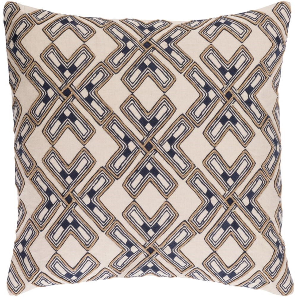 Subira Pillow by Surya at Miller Waldrop Furniture and Decor