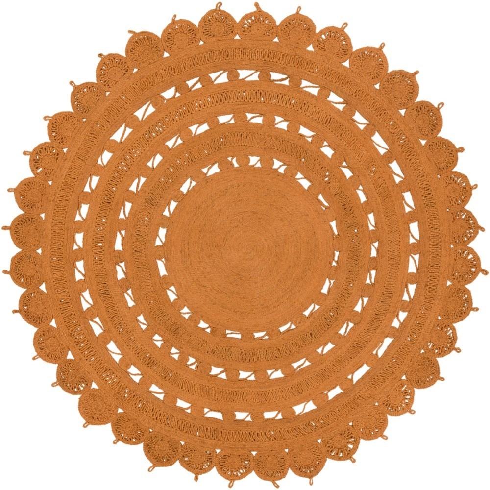 Sundaze 5' Round Rug by Ruby-Gordon Accents at Ruby Gordon Home