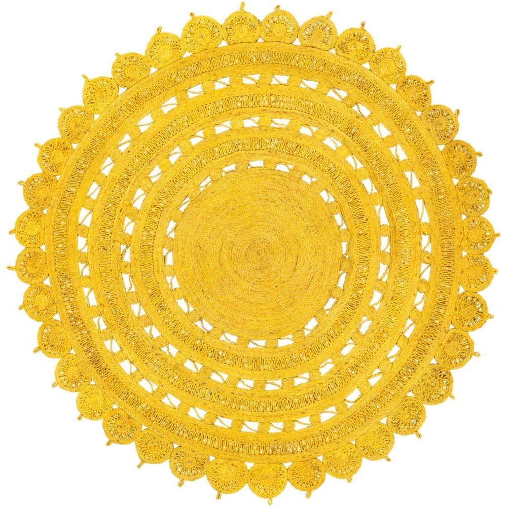 Sundaze 8' Round Rug by Ruby-Gordon Accents at Ruby Gordon Home