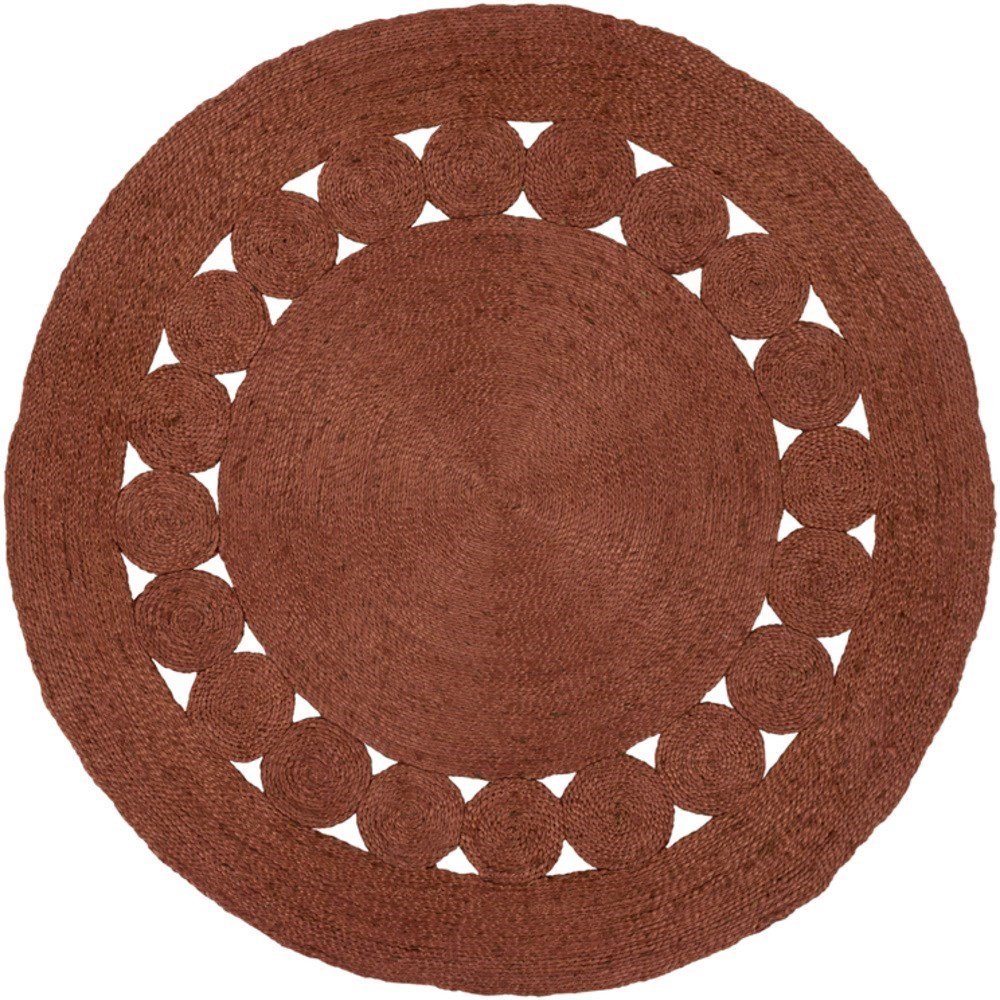 Sundaze 3' Round Rug by Surya at Prime Brothers Furniture