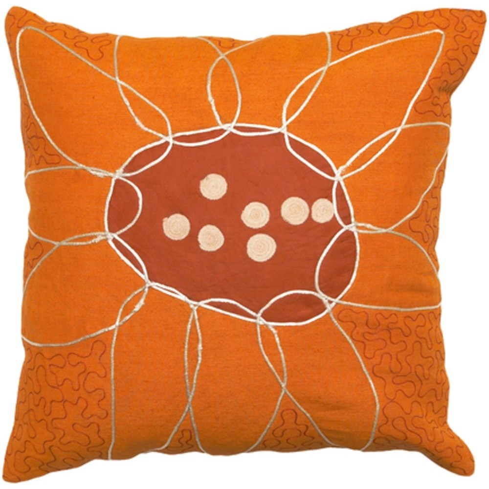 Sunflower Pillow by Surya at SuperStore