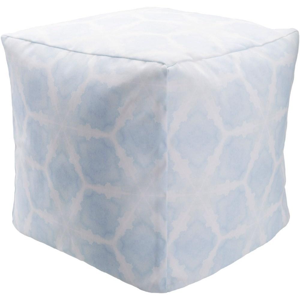 Surya Poufs Cube Pouf by Ruby-Gordon Accents at Ruby Gordon Home