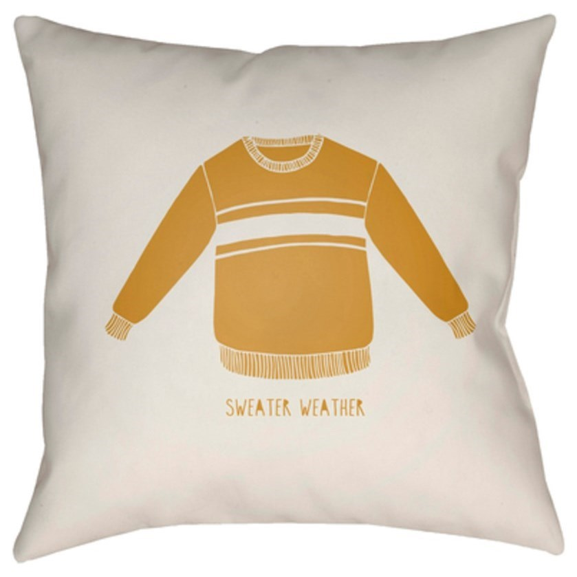 Sweater Weather Pillow by Ruby-Gordon Accents at Ruby Gordon Home