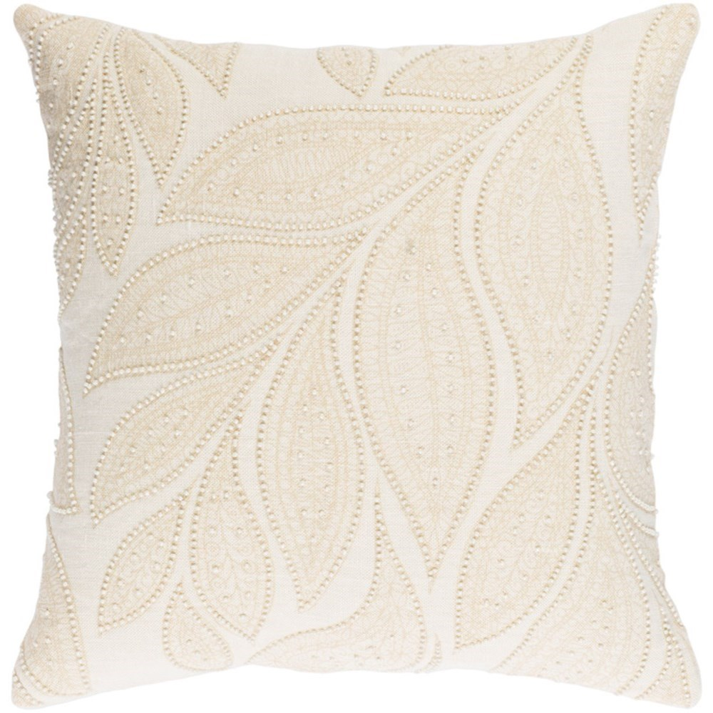 Tansy Pillow by Surya at Upper Room Home Furnishings