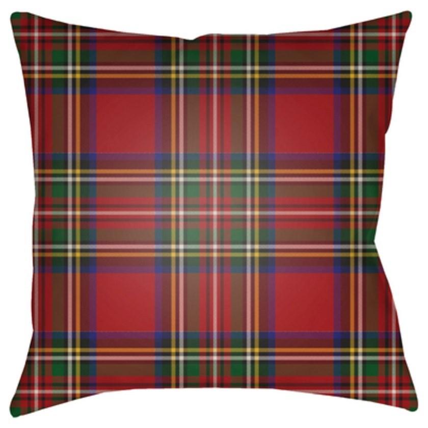 TARTAN II Pillow by Ruby-Gordon Accents at Ruby Gordon Home