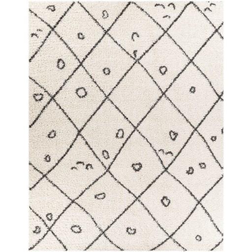 "Taza shag TZS-2318 6'7"" x 9' Rug by Ruby-Gordon Accents at Ruby Gordon Home"