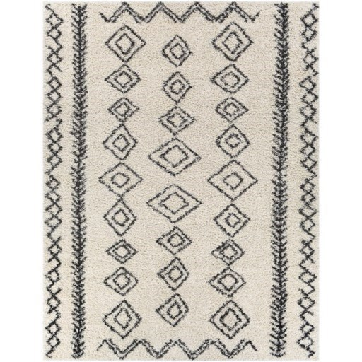 """Taza shag TZS-2321 6'7"""" x 9' Rug by Surya at SuperStore"""