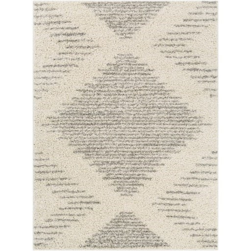"Taza shag TZS-2331 5'2"" x 7' Rug by Surya at Belfort Furniture"