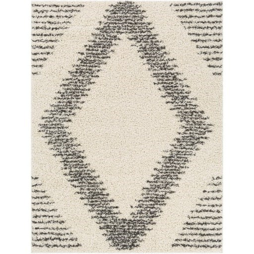 "Taza shag TZS-2334 6'7"" x 9' Rug by Surya at Suburban Furniture"
