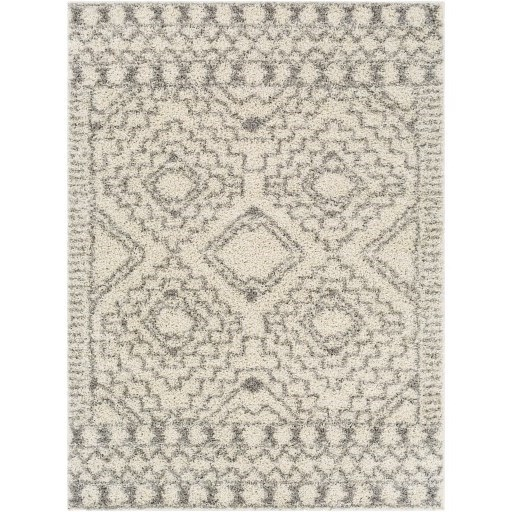 "Taza shag TZS-2335 6'7"" x 9' Rug by Surya at Suburban Furniture"