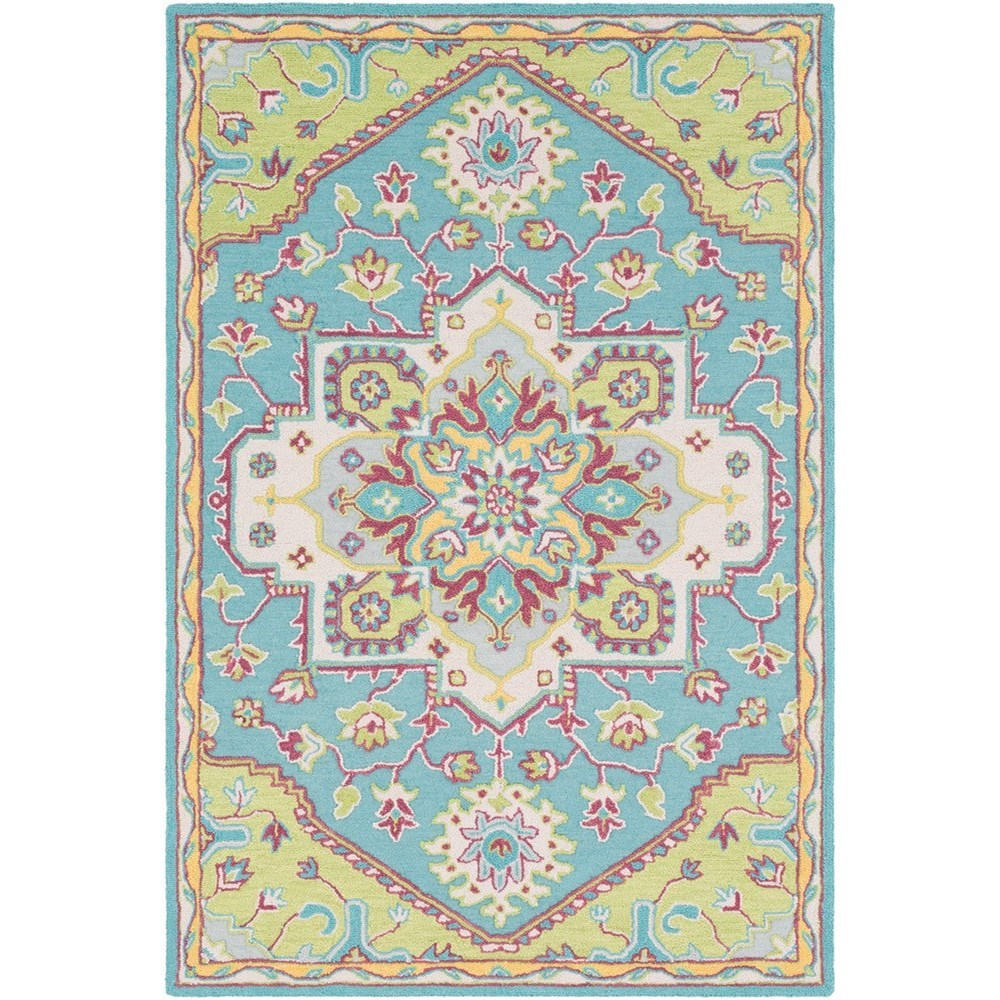 "Technicolor 5' x 7' 6"" Rug by Surya at Lagniappe Home Store"