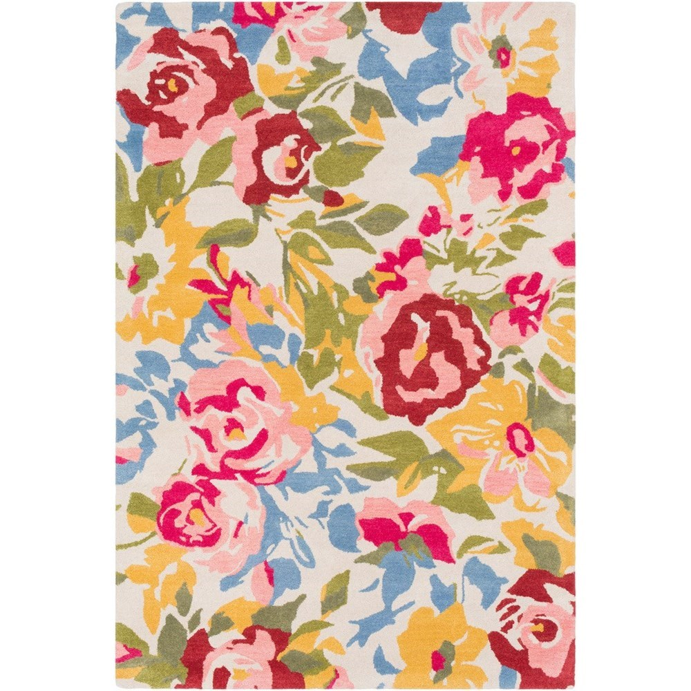 Technicolor 2' x 3' Rug by 9596 at Becker Furniture