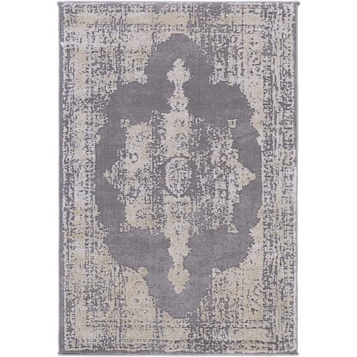 """Tibetan 6'7"""" x 9'6"""" Oval Rug by Surya at SuperStore"""