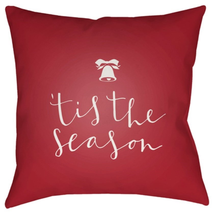 Tis The Season I Pillow by Surya at SuperStore