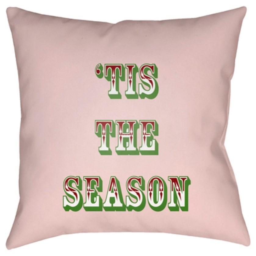 Tis The Season II Pillow by Ruby-Gordon Accents at Ruby Gordon Home