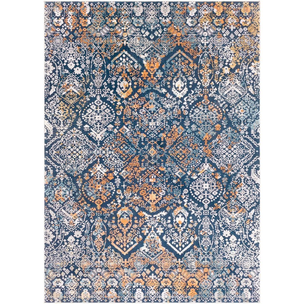 "Topkapi 6' 8"" x 9' 6"" Rug by Surya at SuperStore"