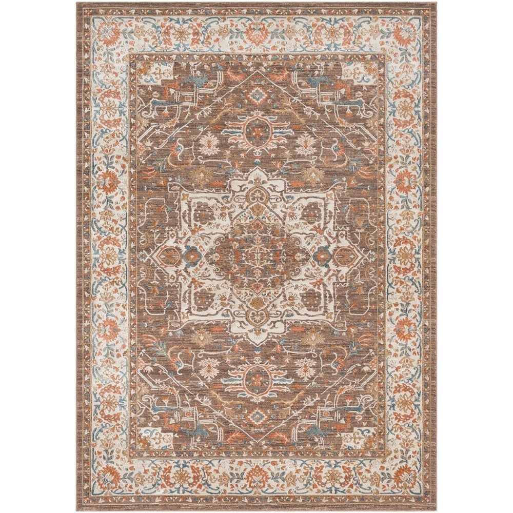 """Topkapi 6' 8"""" x 9' 6"""" Rug by Surya at SuperStore"""
