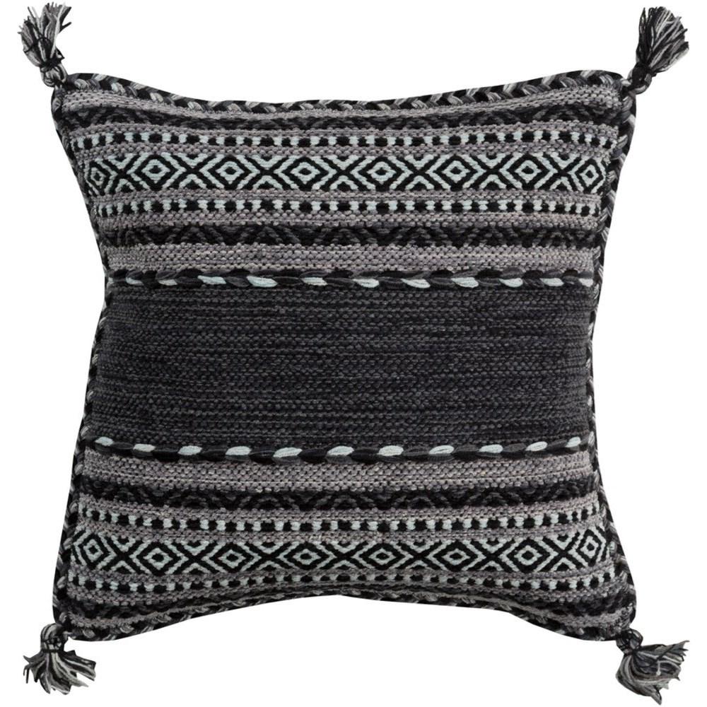 Trenza Pillow by Surya at Goffena Furniture & Mattress Center