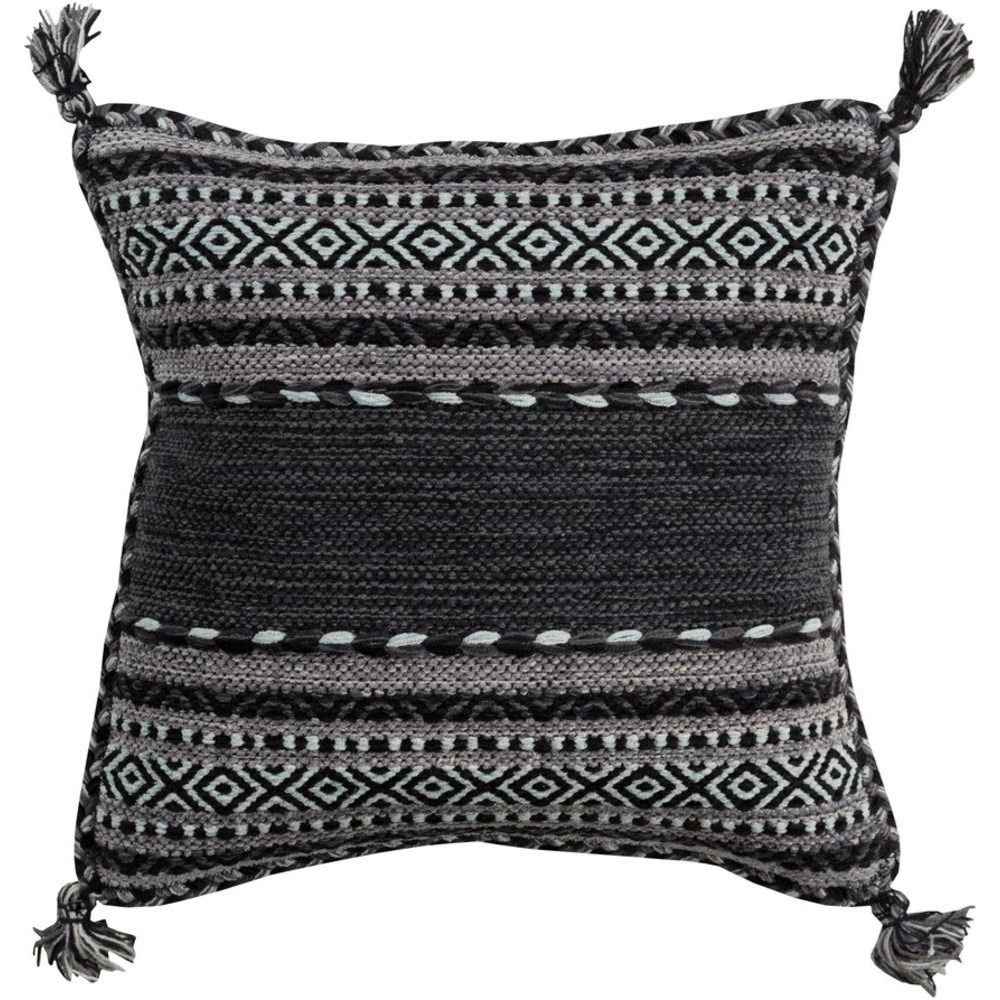 Trenza Pillow by Surya at Fashion Furniture