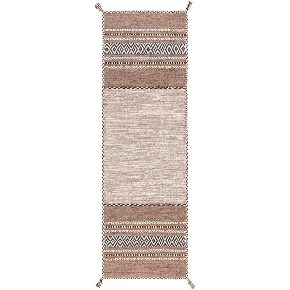 """Trenza 2'6"""" x 8' Runner Rug by Ruby-Gordon Accents at Ruby Gordon Home"""