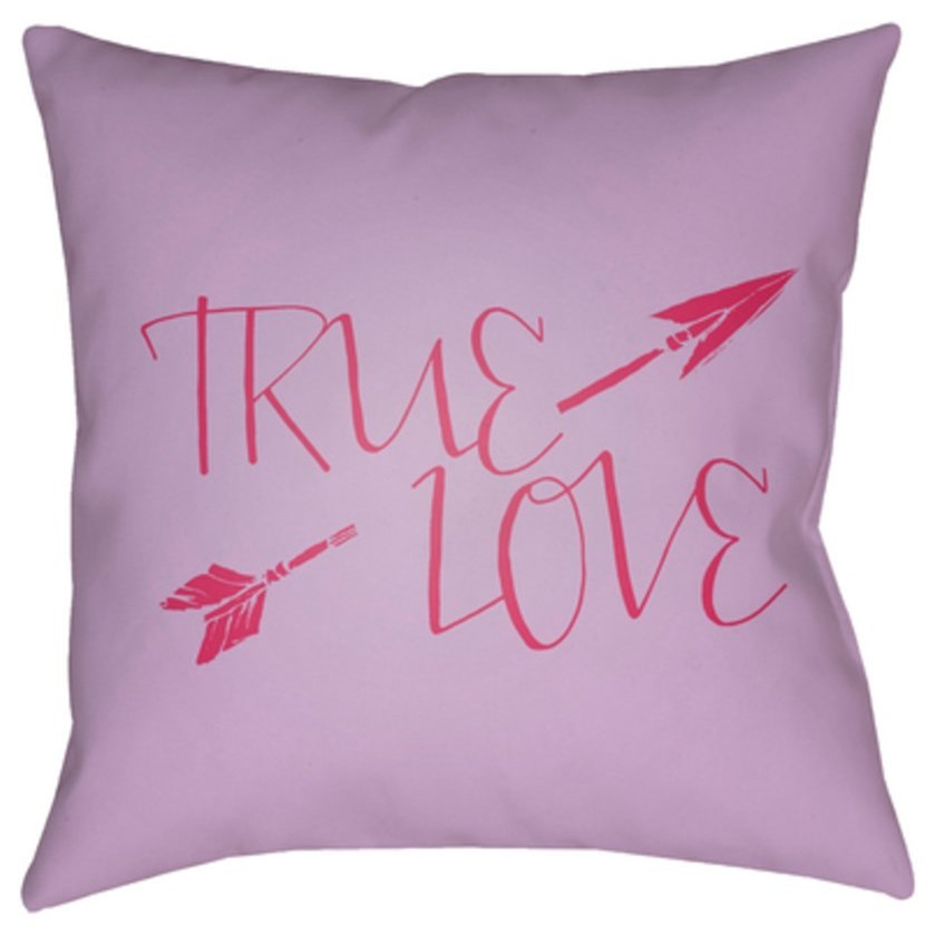 True Love Pillow by Ruby-Gordon Accents at Ruby Gordon Home