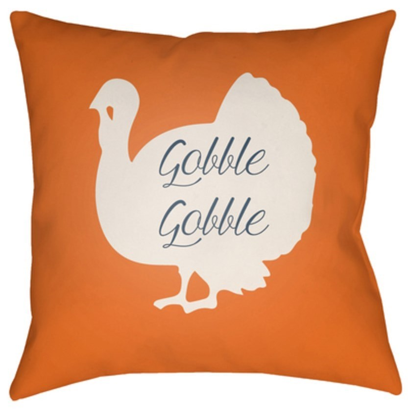 Turkey Pillow by Ruby-Gordon Accents at Ruby Gordon Home