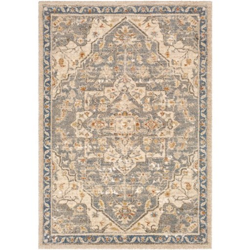 "Tuscany 7'10"" Square Rug by Ruby-Gordon Accents at Ruby Gordon Home"