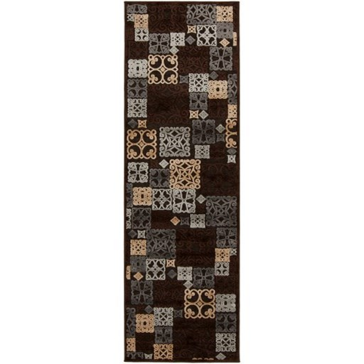 "Tyler 4' x 5'7"" Rug by Surya at Belfort Furniture"