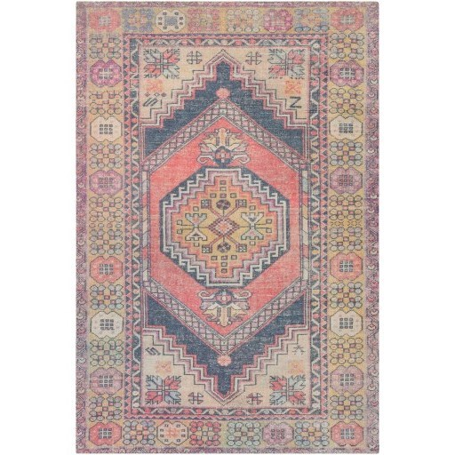 """Unique 2'6"""" x 4' Rug by 9596 at Becker Furniture"""