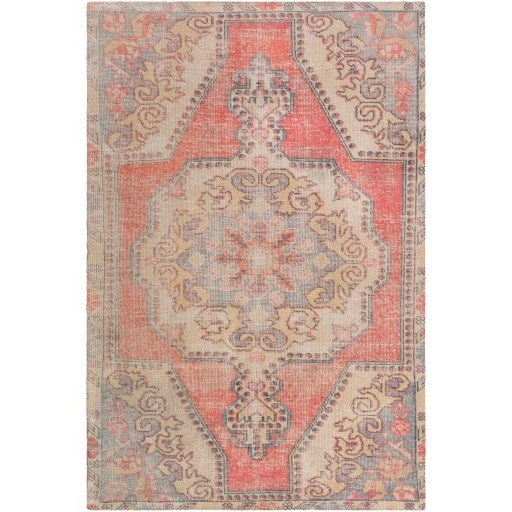 Unique 2' x 3' Rug by Surya at Dunk & Bright Furniture
