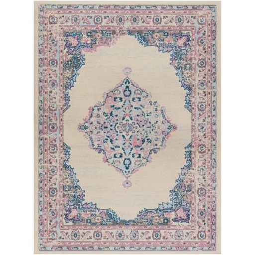 "Ustad 2' x 2'11"" Rug by Ruby-Gordon Accents at Ruby Gordon Home"