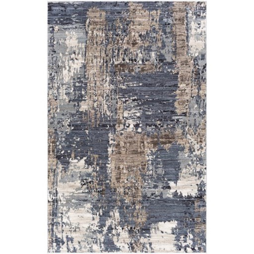 """Valour 5' x 7'10"""" Rug by 9596 at Becker Furniture"""